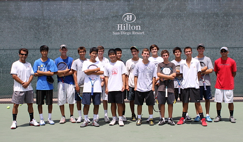 giavara tennis academy san diego